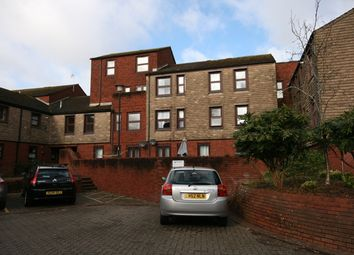 Thumbnail 2 bed flat to rent in Commercial Road, Exeter