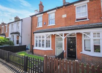 Thumbnail 2 bed semi-detached house for sale in Epping, Essex