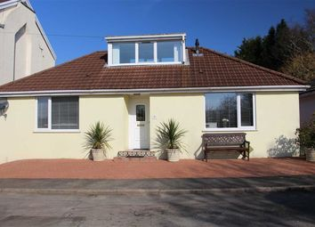 Thumbnail 3 bed detached bungalow for sale in Energlyn Crescent, Caerphilly