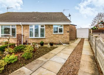 Thumbnail 2 bed semi-detached bungalow for sale in Kingfisher Rise, Thorpe Hesley, Rotherham