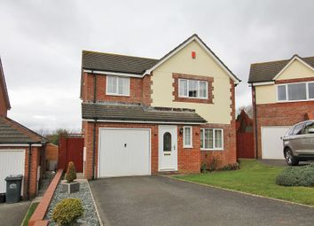 Thumbnail 4 bed detached house for sale in Calvados Park, Kingsteignton, Newton Abbot