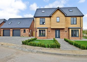 Thumbnail 6 bedroom detached house for sale in Kiln Drive, Hammill Brickworks, Sandwich, Kent