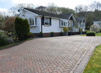 Thumbnail 2 bed detached bungalow for sale in Schooner Park, New Quay, Ceredigion