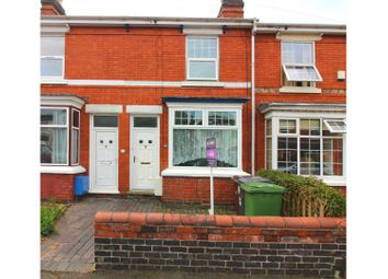 Thumbnail 2 bed terraced house for sale in Westbourne Road, Wolverhampton