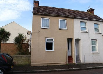Thumbnail 1 bedroom semi-detached house for sale in Albert Street, Harwich