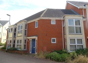 Thumbnail 3 bed property to rent in Solario Road, Costessey, Norwich