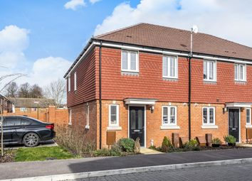 Thumbnail 3 bed end terrace house for sale in Hangar Drive, Tangmere
