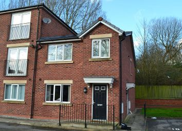 Thumbnail 2 bedroom flat for sale in Victoria Court, Platt Bridge, Wigan