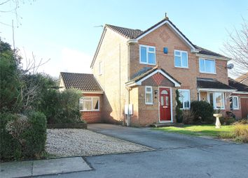 Thumbnail 4 bedroom semi-detached house for sale in Wester-Moor Way, Roundswell, Barnstaple