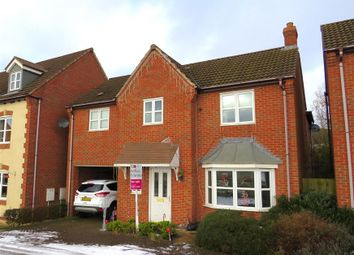 Thumbnail 5 bed detached house for sale in Chestnut Drive, Bagworth, Coalville