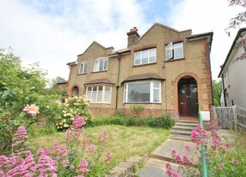 Thumbnail 1 bed flat to rent in Hallowell Road, Northwood, Middlesex