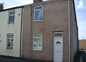 Thumbnail 2 bed end terrace house to rent in Wyre Street, Fleetwood