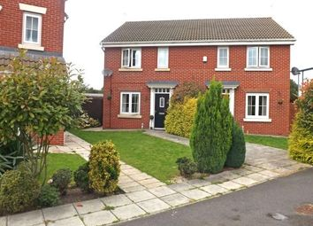 Thumbnail 3 bed property to rent in Baynard Drive, Widnes