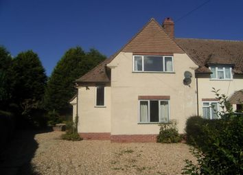 Thumbnail 2 bed semi-detached house to rent in Craven Way, Kintbury, 9Xg.