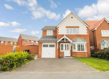 Thumbnail 4 bed detached house to rent in Cae Thorley, Rhyl