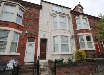 Thumbnail 3 bed terraced house for sale in Wadham Road, Bootle