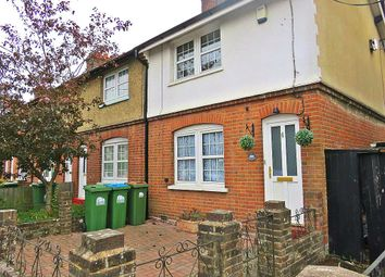 Thumbnail 2 bed end terrace house for sale in Old Redbridge Road, Southampton