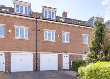 Thumbnail 3 bed town house for sale in Saxton Court, Arnold, Nottinghamshire