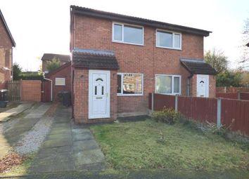 Thumbnail 3 bedroom semi-detached house for sale in Marsh Way, Penwortham, Preston, Lancashire