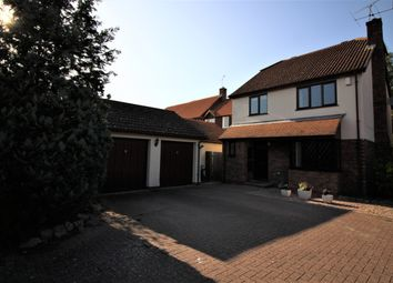 Thumbnail 4 bed detached house to rent in Smallfield Drive, Hook