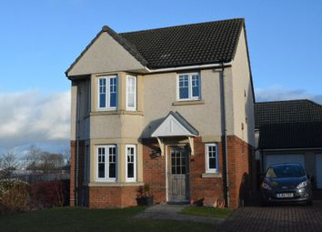 Thumbnail 3 bed detached house for sale in Mcdonald Crescent, Falkirk