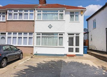 Thumbnail 3 bed end terrace house to rent in Lawrence Crescent, Edgware