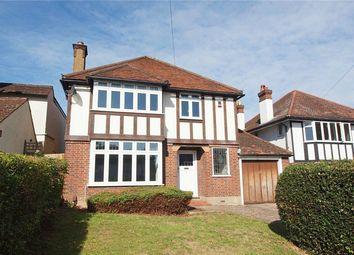 Thumbnail 4 bed detached house to rent in Downs Bridge Road, Beckenham, Kent