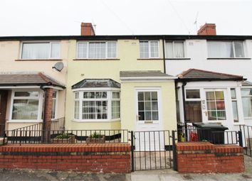Thumbnail 2 bed terraced house for sale in Coverack Road, Newport