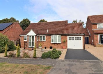 Thumbnail Detached bungalow for sale in Lister Road, Hadleigh, Ipswich, Suffolk