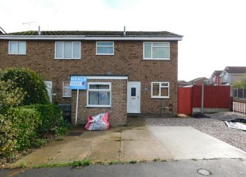 Thumbnail 4 bed semi-detached bungalow to rent in Harrow Road, Canvey Island