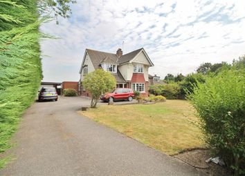 Thumbnail 4 bedroom detached house to rent in Chevening Road, Chipstead, Sevenoaks