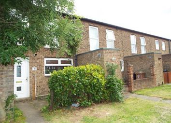 Thumbnail 4 bedroom terraced house for sale in Ripon Road, Stevenage, Hertfordshire, England