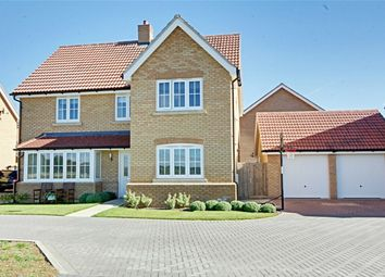 Thumbnail 5 bed detached house for sale in Harris Road, Takeley, Bishop's Stortford, Herts