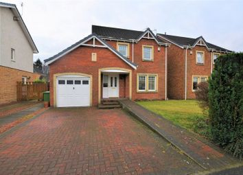 Thumbnail 4 bedroom detached house for sale in Coats Crescent, Alloa