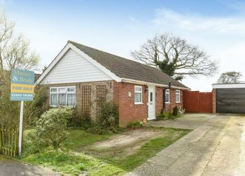 Thumbnail 3 bed detached bungalow for sale in Willow Way, Martham, Great Yarmouth