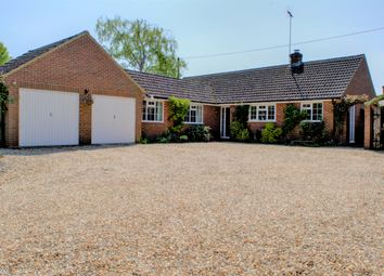 Thumbnail 4 bed detached house for sale in West Overton, Marlborough