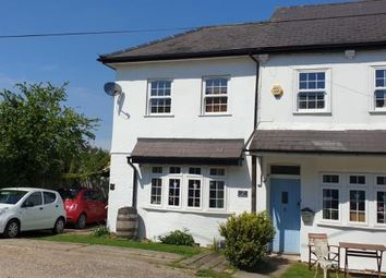 Thumbnail 4 bed semi-detached house for sale in Clontievey Cottages, Grove Road, Tatsfield, Westerham
