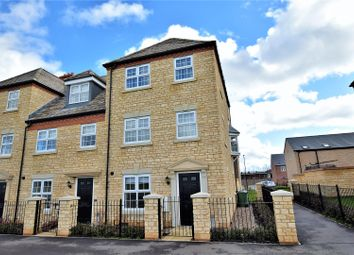 Thumbnail 4 bed detached house to rent in Langton Walk, Stamford