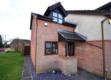 Thumbnail 1 bed end terrace house for sale in Hilmanton, Lower Earley, Reading