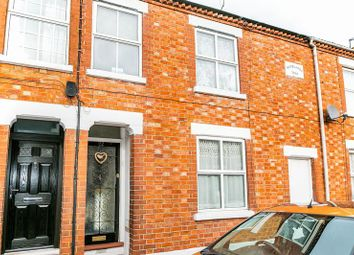 Thumbnail 3 bed terraced house for sale in St Giles Street, New Bradwell, Milton Keynes