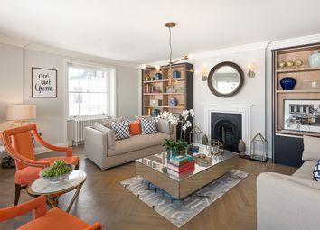 Thumbnail 2 bed flat for sale in West Halkin Street, Belgravia