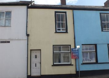 Thumbnail 3 bed terraced house to rent in High Street, North Tawton
