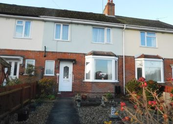 Thumbnail 3 bedroom terraced house for sale in Bury Road, Stowmarket