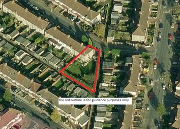 Thumbnail Land for sale in Elm Gardens, Mitcham
