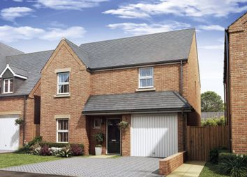 Thumbnail 4 bed detached house for sale in Nina Carroll Way, Westhill, Kettering