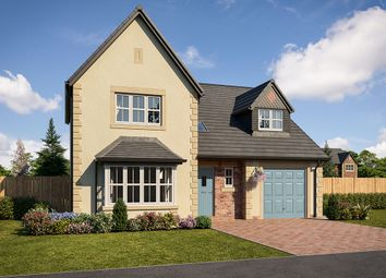 "Thumbnail 4 bed detached house for sale in ""Taunton"" at Low Lane, Acklam, Middlesbrough"