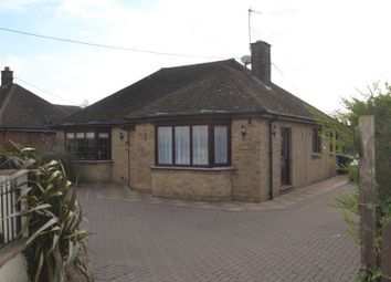 Thumbnail 4 bed detached bungalow for sale in Upwell Road, March