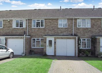 Thumbnail 3 bed terraced house for sale in Meadow Close, Thatcham