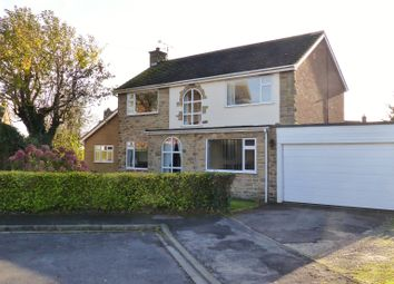 Thumbnail 4 bed detached house for sale in St Johns Avenue Kirby Hill, Boroughbridge, York