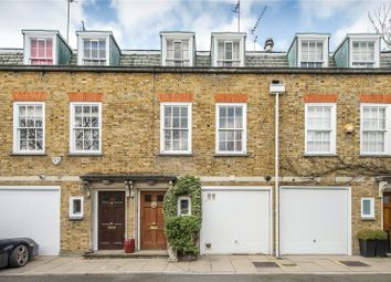 Thumbnail 3 bed mews house for sale in Steeple Close, London